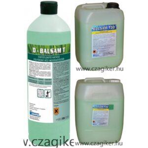Balzsam T30 1kg kétfázisú folyékony kézi mosogatószer,kiemelt zsíroldó hatással,bõrkimélõ