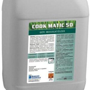 Cook Matic50 5kg gépi mosogatószer