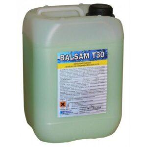 Balzsam T30 5kg kétfázisú folyékony kézi mosogatószer,kiemelt zsíroldó hatással,bõrkimélõ