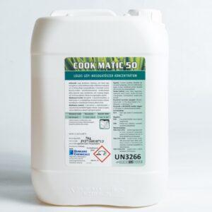 Cook Matic50 12kg gépi mosogatószer