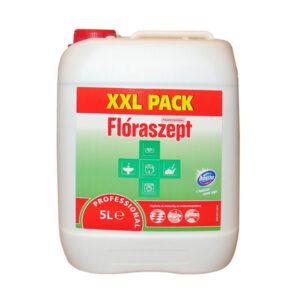 FLÓRASZEPT folyékony fertõtlenítõ hatású mosószer 5l