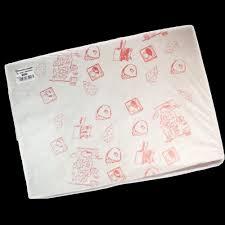 Hentesáru csomagoló fóliás