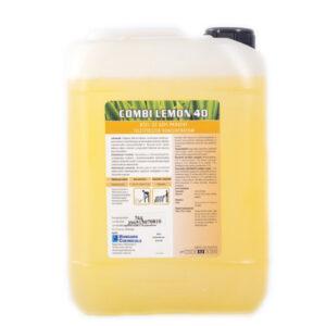 Combi Lemon40 1kg kézi és gépi padozattisztító,citrom illattal