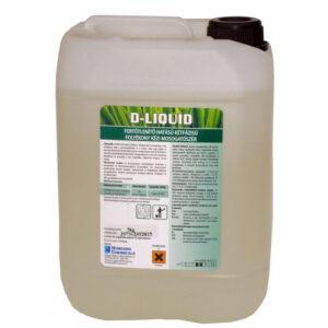 D-Liquid 5kg kétfázisú folyékony kézi mosogató,fertõtlenítõszer