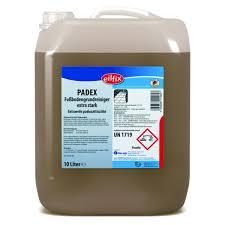 PADEX-10 Extra erõs padlótisztító 10liter