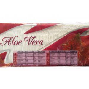 Papírzsebkendõ 3rét 100db-os aloe vera,,kamilla,méz-levendula, 50db/cs