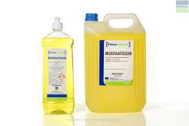 Prime Source kézi mosogató sárga 1l-es 10db/zsugor