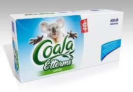 Éttermi Szalvéta 600lap/csom 14csom/karton Coala