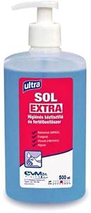 Ultra Sol Extra fertõtlenítõ kéztisztító 500ml
