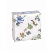 Szalvéta 1rét/45lap 33×33 Flower kisvirág mintás 24csom/30krt/rkl Regina