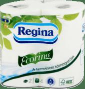 Toalett papír 2rét/4tek 140lap Ecoring 16csom/27zsák/rkl  Regina