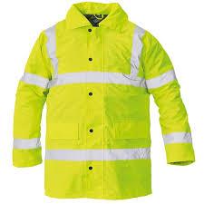 Jólláthatósági esõálló télikabát,sárga L,XL,XXL méret