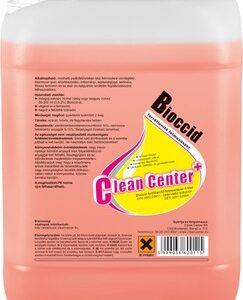 Bioccid felmosószer fertõtlenítõs 5 liter CC