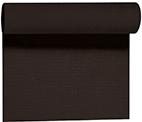 Duni Evolin asztali futó Fekete 0.41x24m 4tek/karton