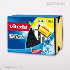 Vileda mosogatószivacs 2db-os Glitti